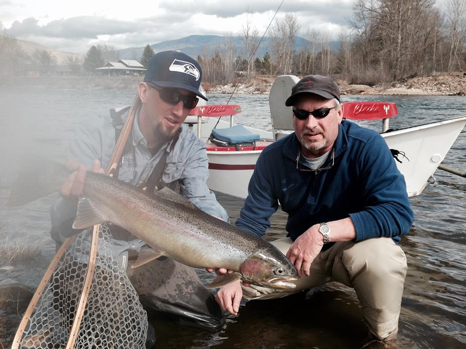 Weekly methow river fishing report methow fishing adventures for Az game and fish boat registration